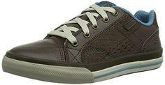 Oferta: 49.95€ Dto: -50%. Comprar Ofertas de skechers DIAMONDBACK - Zapatillas de deporte para niño, color marrón, talla 36 barato. ¡Mira las ofertas!