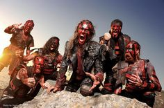 """TURISAS debut new track  """"For Your Own Good"""""""