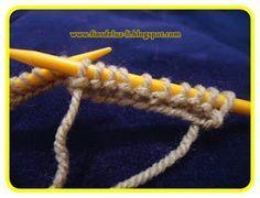 Receitas de trico fáceis de fazer e com passo a passo e video explicativo Knit Shoes, E 10, Knitting Stitches, Knit Crochet, Diy And Crafts, Handmade, Iran, Slippers, Style