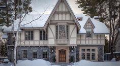 Tudor home, Ottawa, Canada