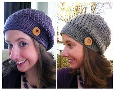 Crochet Slouchy Hat Slouchy Crochet Hat by LittleMonkeysCrochet, $18.00