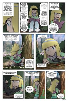 Reverse Falls: Protagonist Prologue (Page 7) by RiaFire.deviantart.com on @DeviantArt