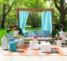 Refreshing Outdoor Design