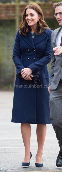 The Duchess of Cambridge News