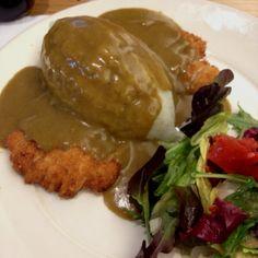 Chicken katsu curry - wagamama