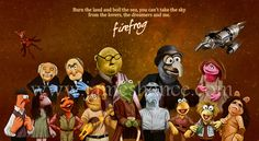 Muppet/Firefly fusion:)
