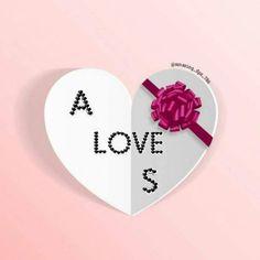 I HT s Fancy Letters, Floral Letters, Love Letters, Love Images With Name, Love Heart Images, S Alphabet, Alphabet Design, English Alphabet, Love Quotes Wallpaper