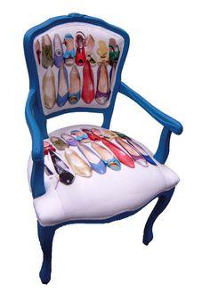.Unique Armchair.
