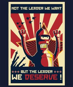 Bender, the leader we deserve Modern Family Quotes, The Mindy Project, Ligne Claire, American Dad, Architecture Tattoo, Adventure Time Art, Pokemon, Neon Genesis Evangelion, Cultura Pop