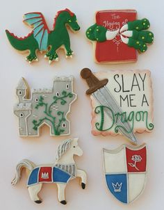 Dragonslayer Cookies | Flickr - Photo Sharing!
