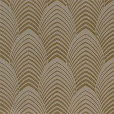 Deco wallpaper -  Harlequin - Designer Fabrics and Wallpapers