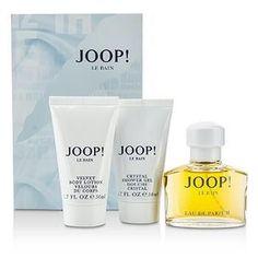 Le Bain Coffret: Eau De Parfum Spray 40ml-1.35oz + Body Lotion 50ml-1.7oz + Shower Gel 50ml-1.7oz - 3pcs