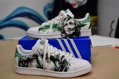 best sneakers 12e1e 7db93 Adidas Stan Smith sneakers    Urban Antiquity Custom  fashion  clothing   shoes  accessories  unisexclothingshoesaccs  unisexadultshoes (ebay link)