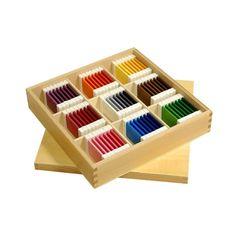 Montessori color box