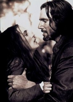 "Daniel Day-Lewis  Winona Rider in ""The Crucible"" (1996)"