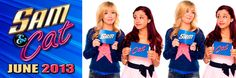 ariana grande sam and cat tv show photos | ... news of the long awaited and much anticipated show, Sam and Cat