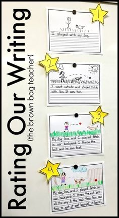 These 9 anchor charts for writing make great graphic organizers for kindergarten, first grade, and second grade. Students will love implementing them in writers workshop! You can also get great mini-lessons out of them! charts second grade Anchor Charts First Grade, Kindergarten Anchor Charts, Writing Anchor Charts, In Kindergarten, Kindergarten Writers Workshop, Writing Center Kindergarten, Hanging Anchor Charts, Writing Goals Chart, Lucy Calkins Kindergarten