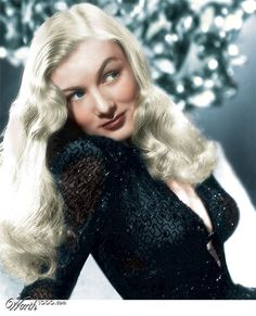 Putting the 'Fatale' in Femme Fatale Veronica Lake