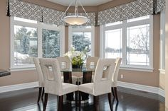 Brookstone Estates - The Holt - contemporary - dining room - - by Kiya Developments Ltd.