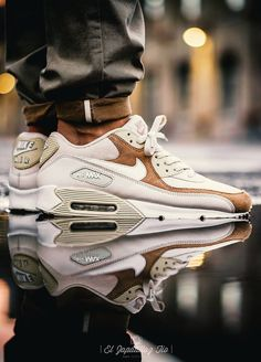 Nike wmns Air Max 90 Beach Life (by elzapatillaztio)