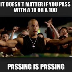 Passing Is Passing
