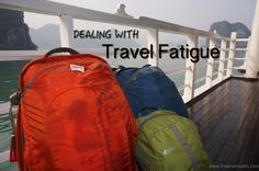 Dealing with Travel Fatigue