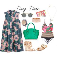 <a href=' target='_blank'>View this collection on Polyvore</a> Sea Getaway by silvanacasalins81 on polyvore.com The first plan that comes trhu our minds when a quick week of days-off is...