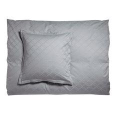 Georg Jensen - Dots sengetøj - i grå el. hvid (med ekstra længde)