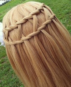 Cute hairstyle for little girls @ddhairstyles