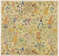 Alice in Wonderland | Charles Francis Annesley Voysey | V&A Search the Collections Great Britian