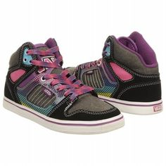 f519f32ae42 Purple Vans, Black Shoes, High Tops, High Top Sneakers, Athletic, Athlete,  Deporte, Black Dress Shoes