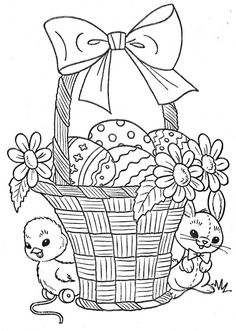 Coloring Book~Bunny's Friend - Bonnie Jones - Picasa Web Albums