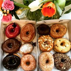 Go Nuts For Doughnuts At These NYC Sweet Spots