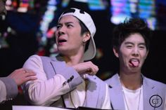 Jackson and Mark, I need to know what's so digusting lol