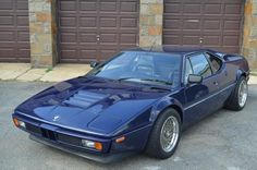 1979 BMW M1 Maintenance/restoration of old/vintage vehicles: the material for new cogs/casters/gears/pads could be cast polyamide which I (Cast polyamide) can produce. My contact: tatjana.alic@windowslive.com
