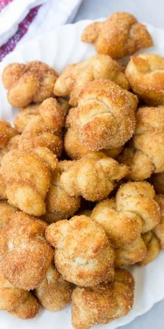 LIKE Apple Cider Cinnamon Knots - A Spicy Perspective Make sure to ...