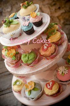 Cupcakes Variadas