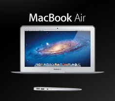 Enter to win an Apple Macbook Air!  Contest EndsMarch 31st 11:59PM EST