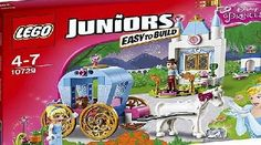 Lego Juniors, Cinderella Carriage, November