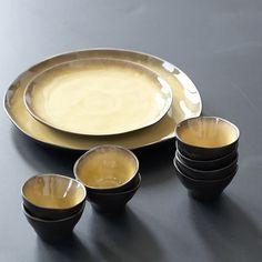 Assiette plate Valkura (lot de 2)