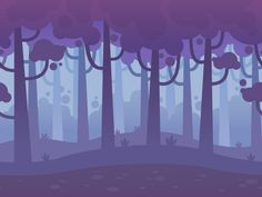 How to Create a Scrolling Background in Affinity Designer