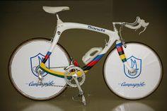 Aujourd'hui de Aujourd'hui: 1987 Bianchi C4