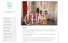 ChairYourLife in MUDIC:  http://www.mudic-elisava.com/chair-your-life/