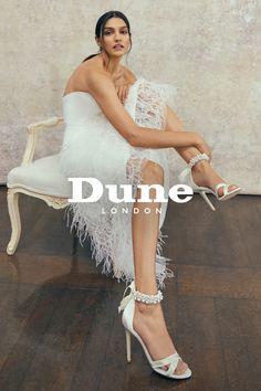 Wedding Shoes Online, Bridal Wedding Shoes, Wedding Reception, Skirt Co Ord, Embellished Heels, Old Hollywood Glam, Fashion Illustrations, Free Delivery