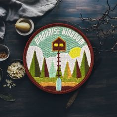 Moonrise Kingdom Wes Anderson Patch Free by ForTheLoveOfPatch