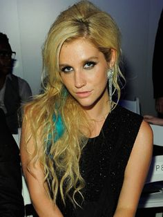 how do you really feel about neon hair kesha makeuphair makeuphair color pictureskesha