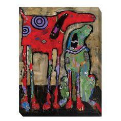 <li>Artist: Jenny Foster</li><li>Title: Wait and Stay</li><li>Product type: Canvas art</li>