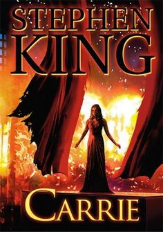 """Carrie: The Deluxe Special Edition (Volume One in the """"Doubleday Years"""" Collection)by Stephen King Featuring full-color wrap-around artwork by Tomislav Tikulin Carrie Stephen King, Stephen King Novels, Steven King, Horror Books, Horror Movies, Cemetery Dance, Science Fiction, Books To Read, My Books"""