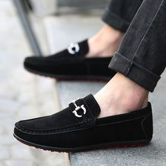 098ca05e90c Mens Cool Loafer Style Shoes