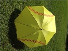 "Fastpitch Softball 60"" Umbrella $14.95"